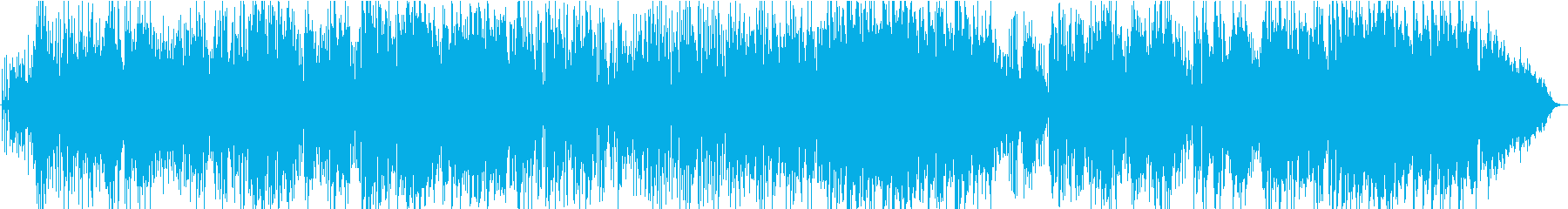 ジャジーなグルーヴ。ファンク。の再生済みの波形