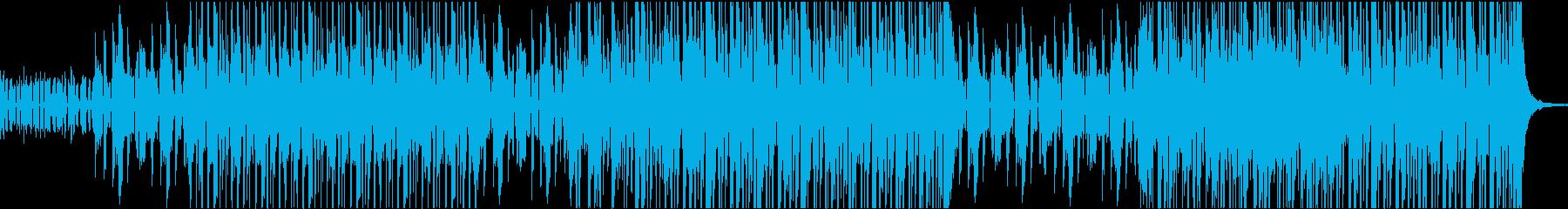 ハウス ダンス プログレッシブ 心...の再生済みの波形