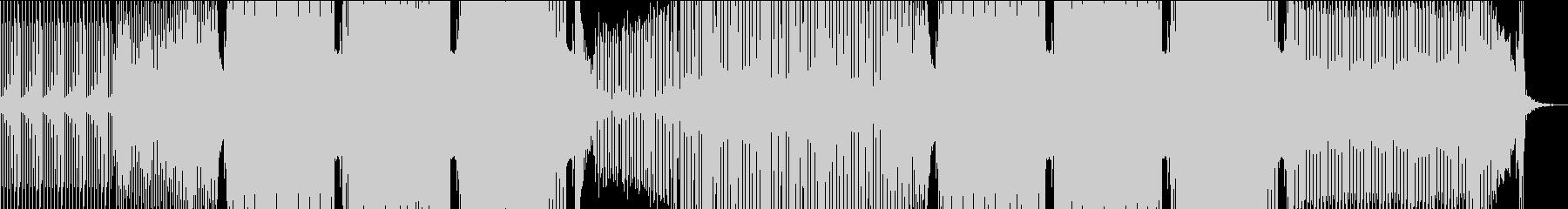 バウンス系EDMの未再生の波形