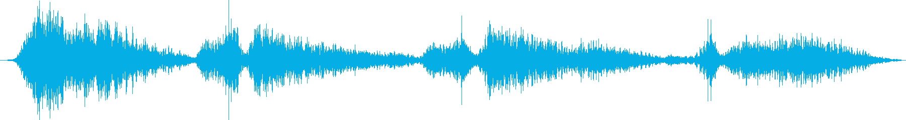 大人のトラ:うなり声と怒りのうなり...の再生済みの波形