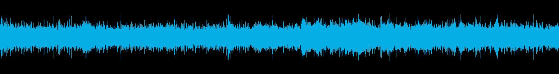 科学番組BGM♪タイムラプス動画にも!の再生済みの波形