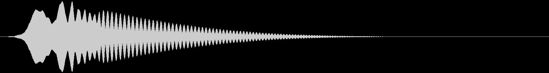 ジャンプ (ヒィィン)の未再生の波形