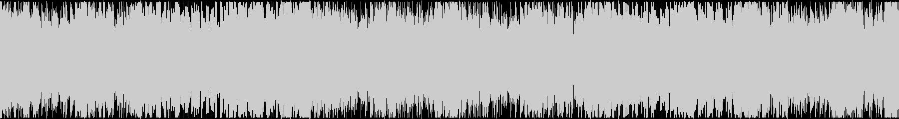 トロピカルhouse EDM Loopの未再生の波形