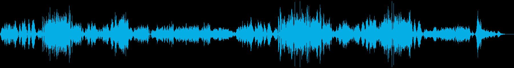 ブラームス/ヴァイオリン・ソナタ3-1の再生済みの波形