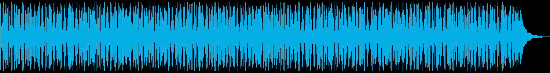 【リズム抜き】可愛くノリの良いアコーステの再生済みの波形