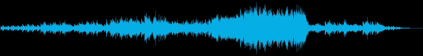 CM,広告,感動系ピアノオーケストラの再生済みの波形