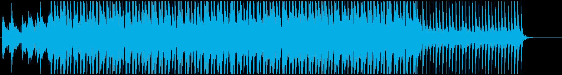 古い印象/メロー/ピアノ/hiphopの再生済みの波形