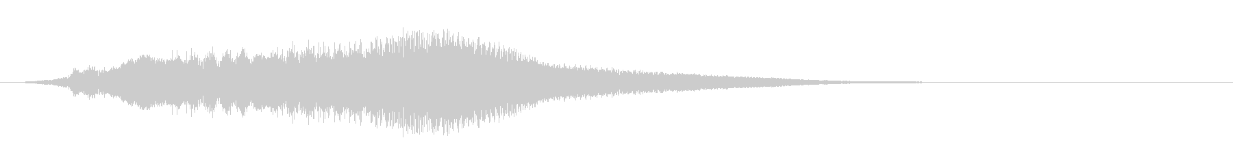 【ダーク】シーン_22 不穏な空気の未再生の波形