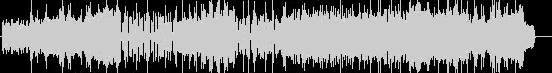 「HR/HM」「ROCK」BGM234の未再生の波形