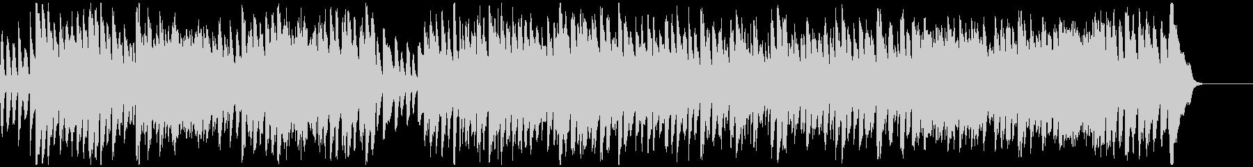 バッハ_インヴェンション第8番_ピアノの未再生の波形