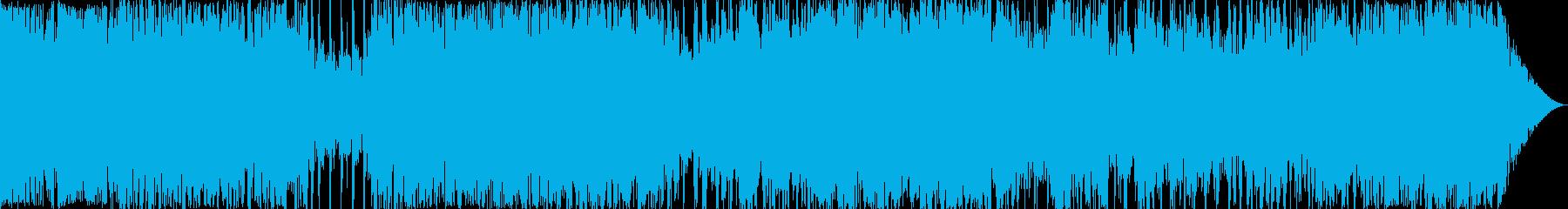 びろうど06の再生済みの波形
