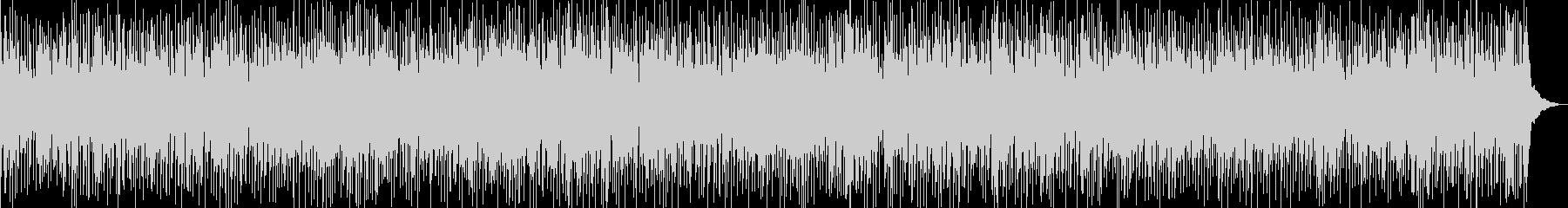 アコギが爽やかな夏のイメージのBGMの未再生の波形