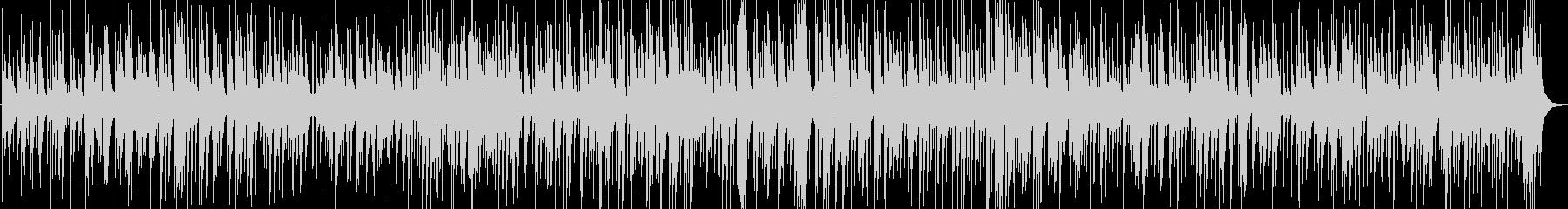 落ち着いたジャズピアノトリオバラードの未再生の波形