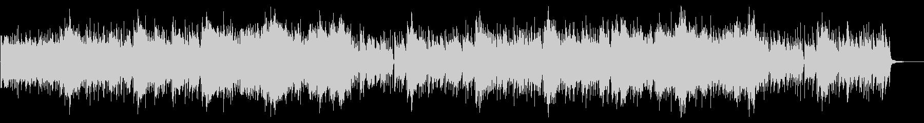 アラビアンな砂漠系ファンタジーBGMの未再生の波形