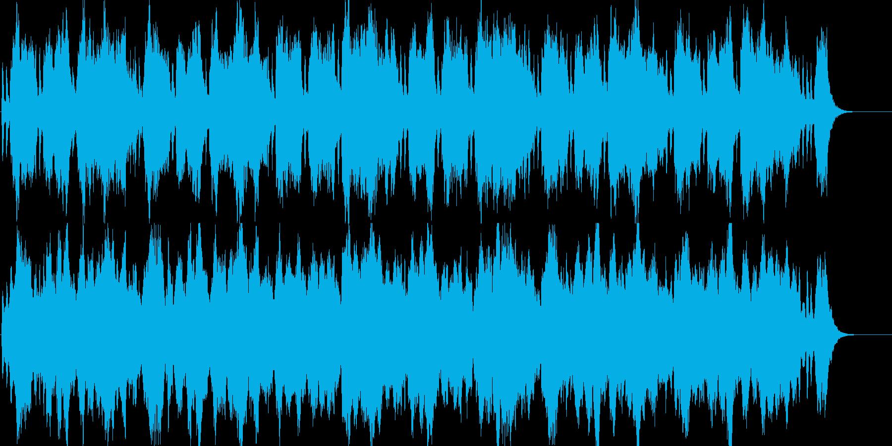 優雅 上品 幻想 科学 伝統の再生済みの波形