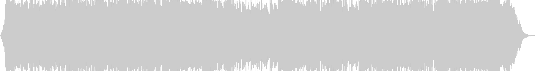 Orchestra Grand Battle BGM 40's unreproduced waveform