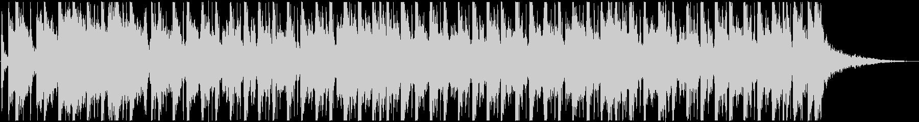 コーナータイトル_シティポップ30秒Aの未再生の波形