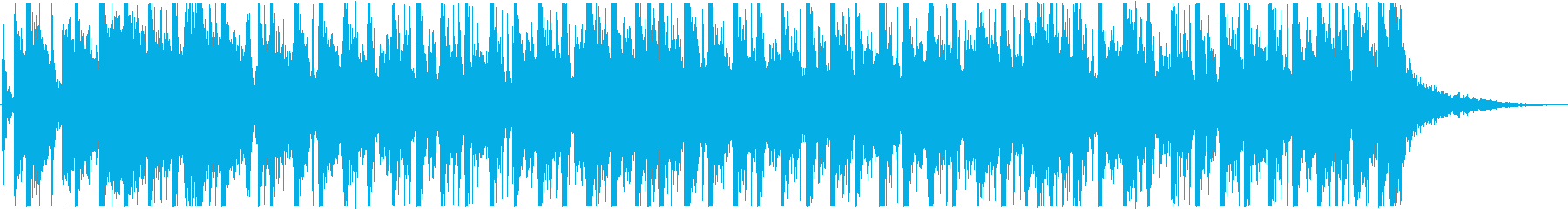 コーナータイトル_シティポップ30秒Aの再生済みの波形