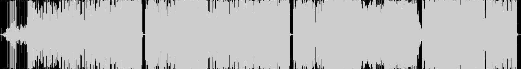 ロボットボイスのEDM&テクノの未再生の波形