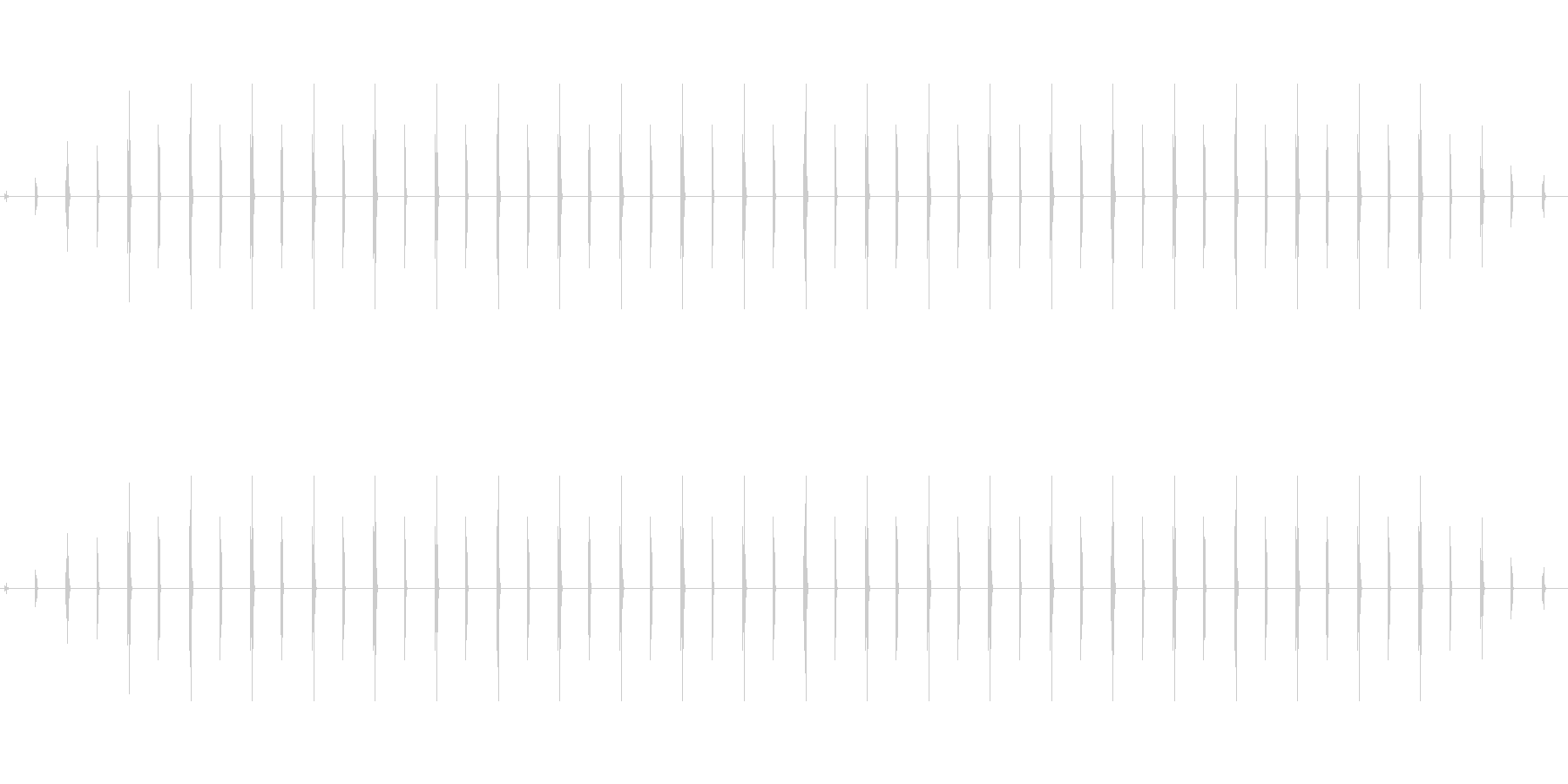 時計 ticktock_40-2_dryの未再生の波形