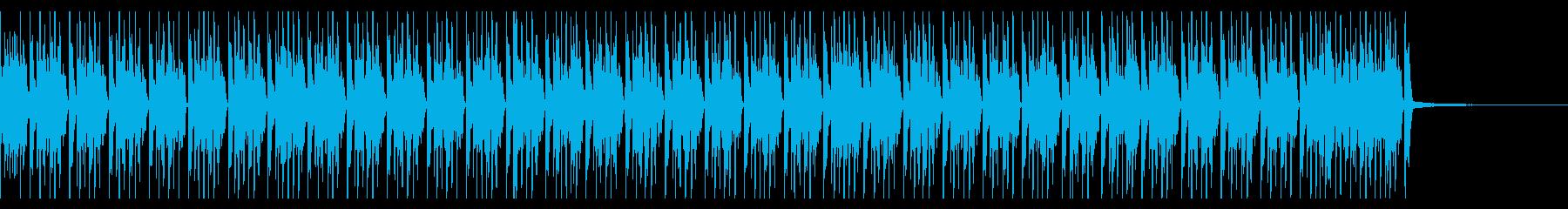 わくわく感 ごきげんなソロドラムの再生済みの波形