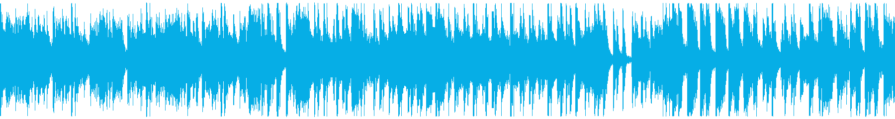 アップテンポのビックバンドです。の再生済みの波形