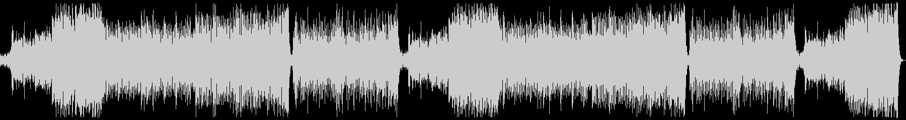 明るく華やかポップオーケストラ:フルx2の未再生の波形
