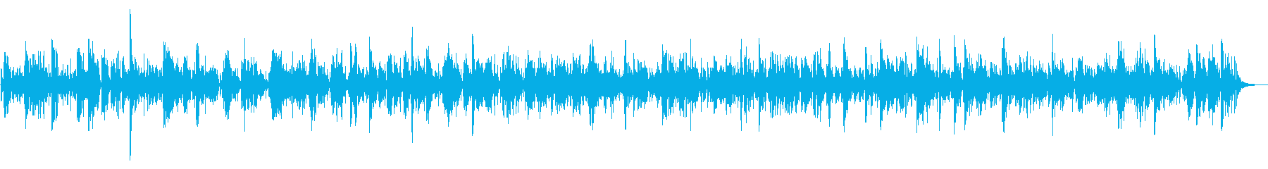 JAZZ|静寂な夜に聴きたい大人のBGMの再生済みの波形