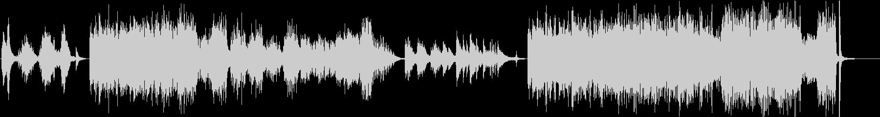 Dramatically dynamic koto ensemble's unreproduced waveform