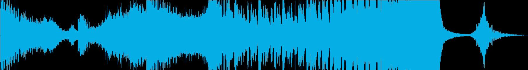 シネマトレーラー1TR_FULLの再生済みの波形