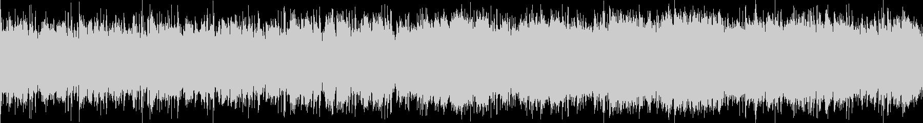 アイリッシュ調の陽気なLoop物インストの未再生の波形