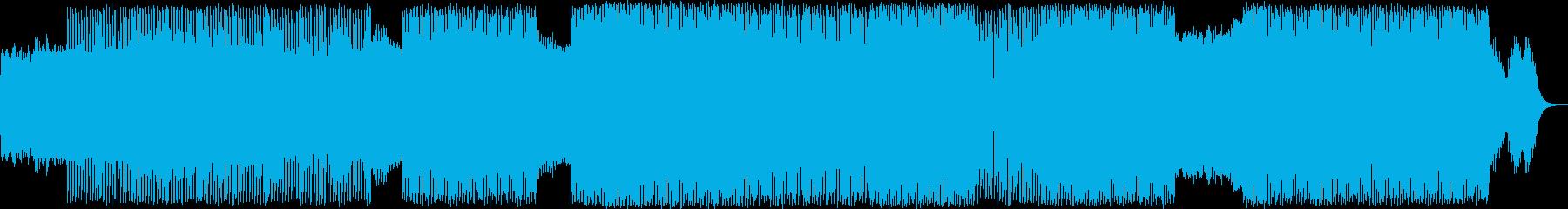 いえ 技術的な 楽しげ adver...の再生済みの波形