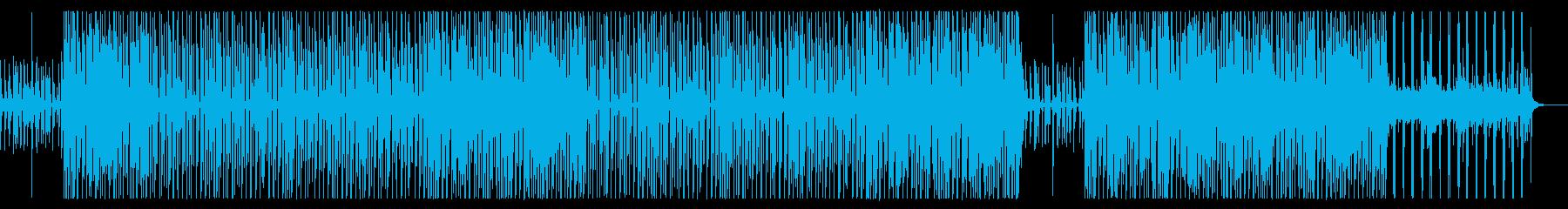 爽快な朝/1日のはじまり/スタートの再生済みの波形
