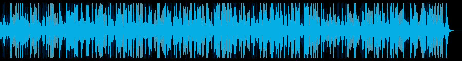 哀愁のボレロ・クラシックギターBGMの再生済みの波形