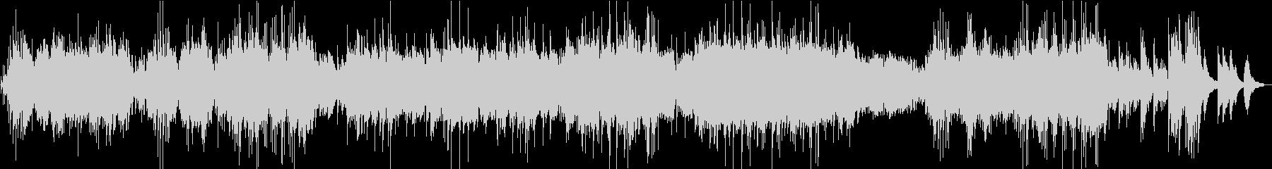 ノクターン第一番作品9-1・アコギの未再生の波形