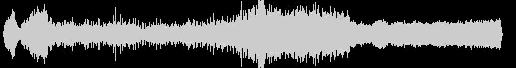 テイラークラフト:スロットル/タク...の未再生の波形