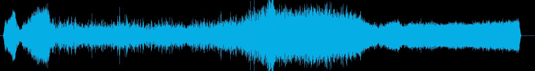 テイラークラフト:スロットル/タク...の再生済みの波形