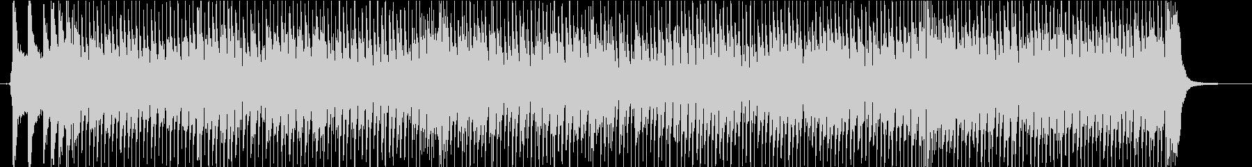 フィドルとマンドリンの軽快なカントリーの未再生の波形