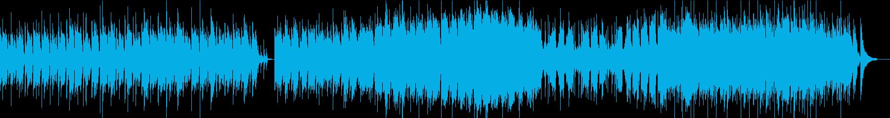 生演奏ギター感動ストリングス/企業VP等の再生済みの波形