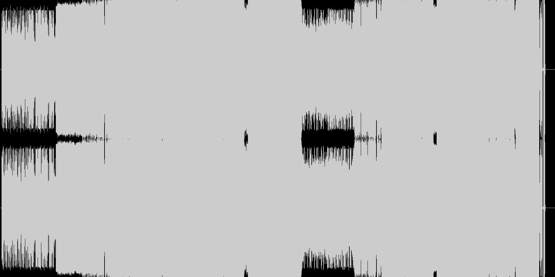 dodoitzの未再生の波形