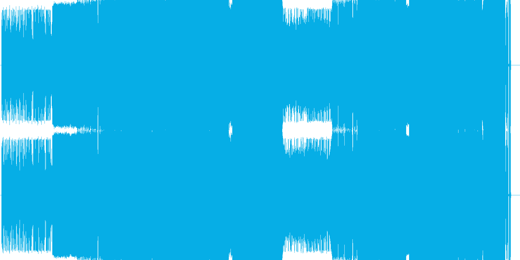 dodoitzの再生済みの波形