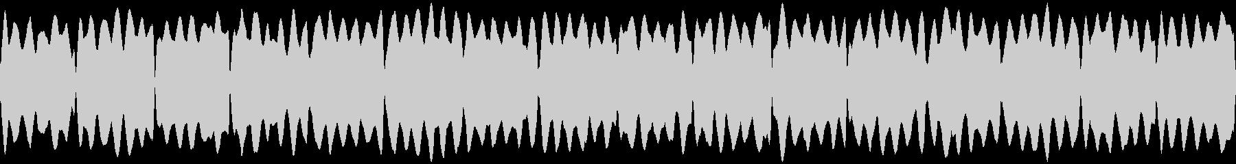 救急車サイレン(ピーポーピーポー)の未再生の波形