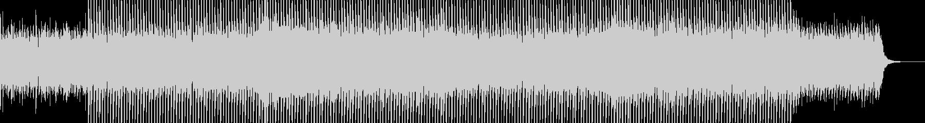 EDMクラブ系ダンスミュージック-36の未再生の波形