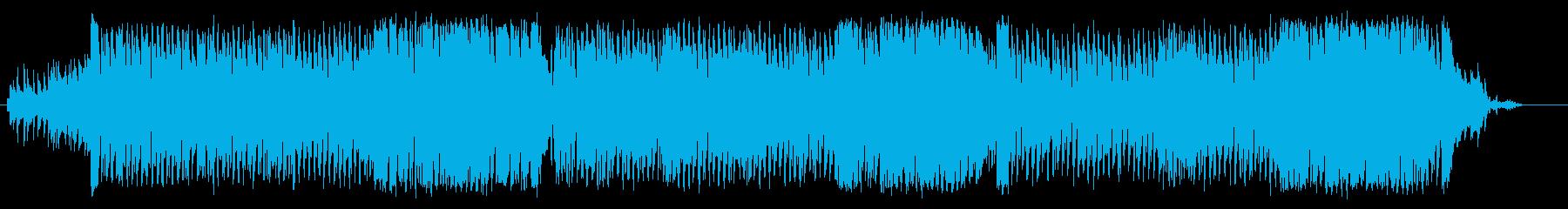 疾走感のあるギターポップサウンドの再生済みの波形