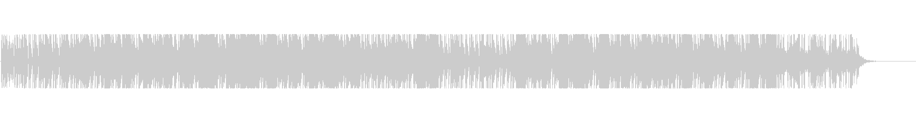 アップテンポのエレクトロトラック。...の未再生の波形