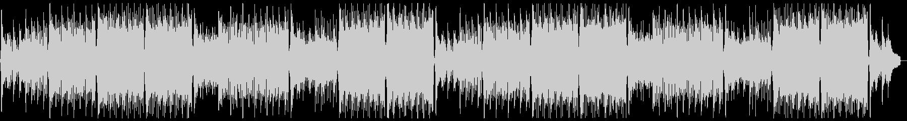 明るく前向きなトロピカルハウス:フルx2の未再生の波形