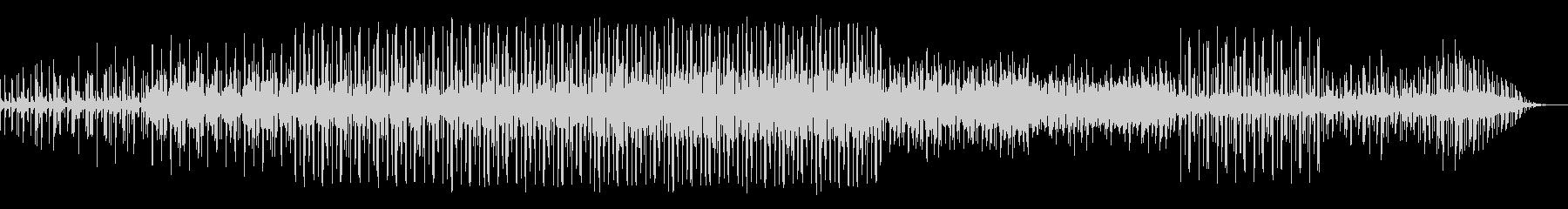 ダウンテンポのダブ系ビートです。の未再生の波形