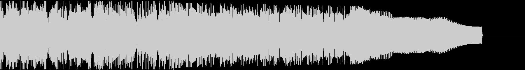 カントリー風ギターイントロ−06Dの未再生の波形
