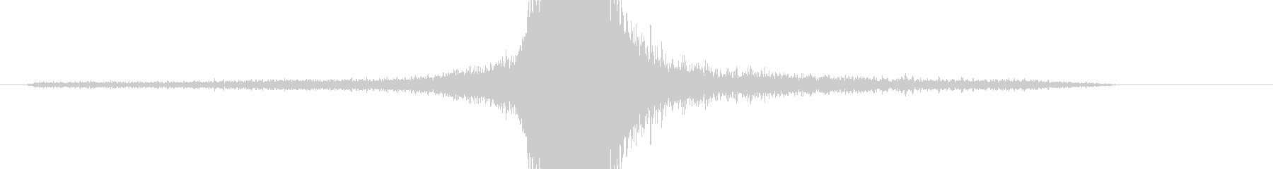 F-5:土地/オーバーヘッド;ラン...の未再生の波形