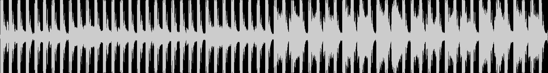 EDMループデモ2 何にでも使いやすい…の未再生の波形